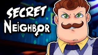 MAKING A DEAL WITH THE NEIGHBOR! | Secret Neighbor Multiplayer (Hello Neighbor)