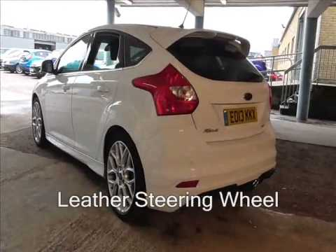 ford focus 1.6 182 ecoboost zetec s 5dr u24297 - youtube