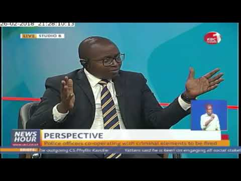 The Perspective - Security Situation in Mt.Elgon and Northern Kenya
