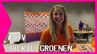 #DTV met Jackie Groenen | ZAPPSPORT