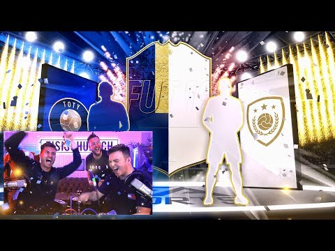 FIFA 19: DUAL PACK OPENING MIT TISI SCHUBECH MIT 2 KONSOLEN!! thumbnail
