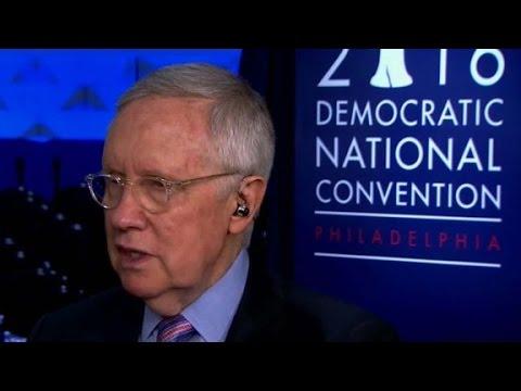 Sen. Harry Reid: Give Trump fake CIA intel briefings
