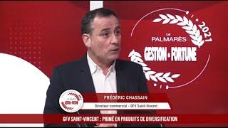 Palmarès des Fournisseurs 2021 - Les GFV Saint-Vincent
