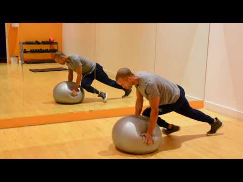 Ultimate 20 Minute  STABILITY BALL  WORKOUT. SESSION 1