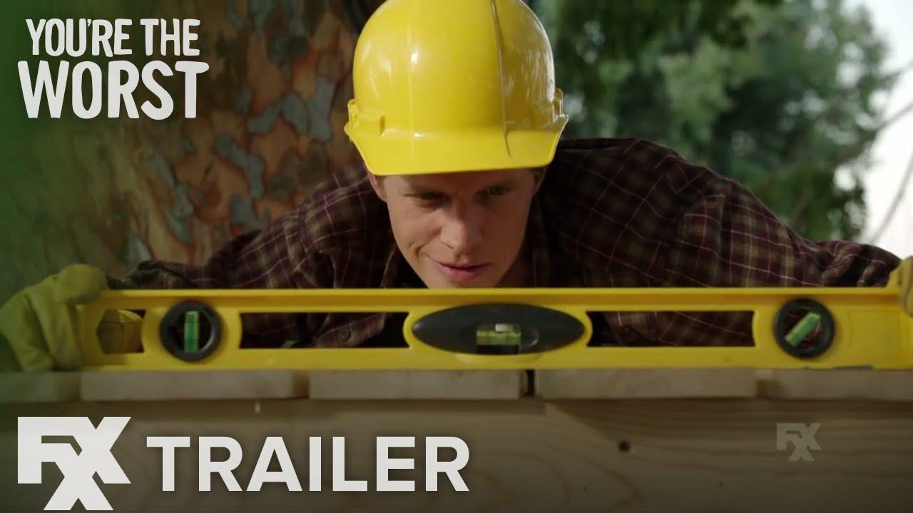 Download You're the Worst | Season 3 Ep. 10: Talking To Me, Talking To Me Trailer | FXX