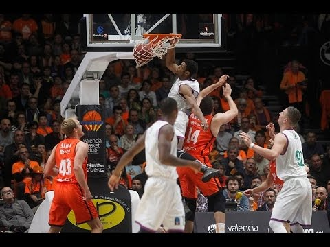 7DAYS EuroCup Finals: Valencia Basket-Unicaja Malaga Game 1 Highlights from YouTube · Duration:  3 minutes 8 seconds