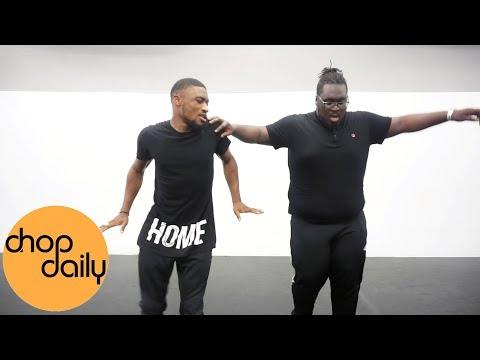 Olamide Ft WizKid - Kana (Dance Class Video)   HomeBros Choreography   Chop Daily