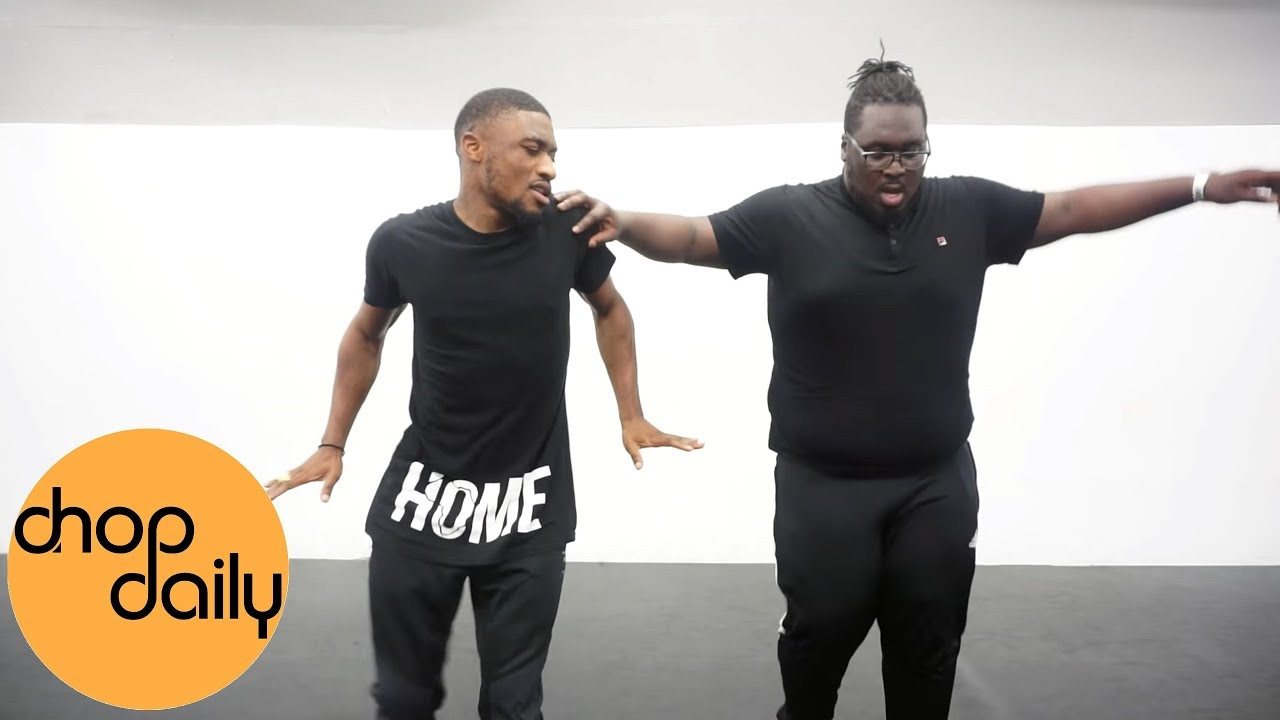 Olamide ft WizKid - Kana (Dance Class Video) | HomeBros Choreography | Chop Daily
