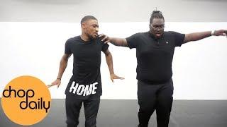 Olamide ft WizKid - Kana (Dance Class Video) | HomeBros Choreography | Chop Daily