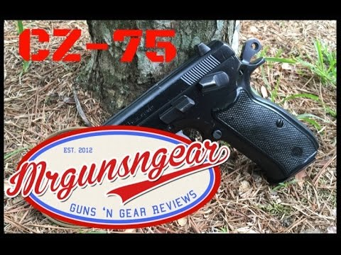How To Clean And Lubricate A CZ-75 Series Handgun (HD)