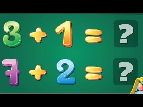 Learning Addition For Kids