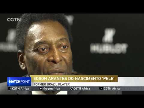 2018 FIFA World Cup: Pele looking forward to a Brazil vs Russia final next year