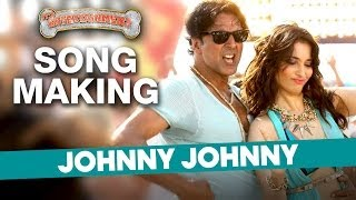 Johnny Johnny Song Making - Its Entertainment | Behind the Scenes