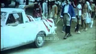Solomon Islands celebrates American Bicentennial 1976. Film 32050