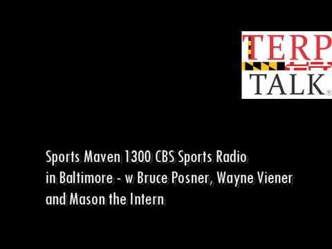 Sports Maven Radio 2018 08 25 Maryland Football