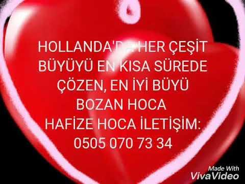 Hollanda'da Büyü Bozan Hocalar