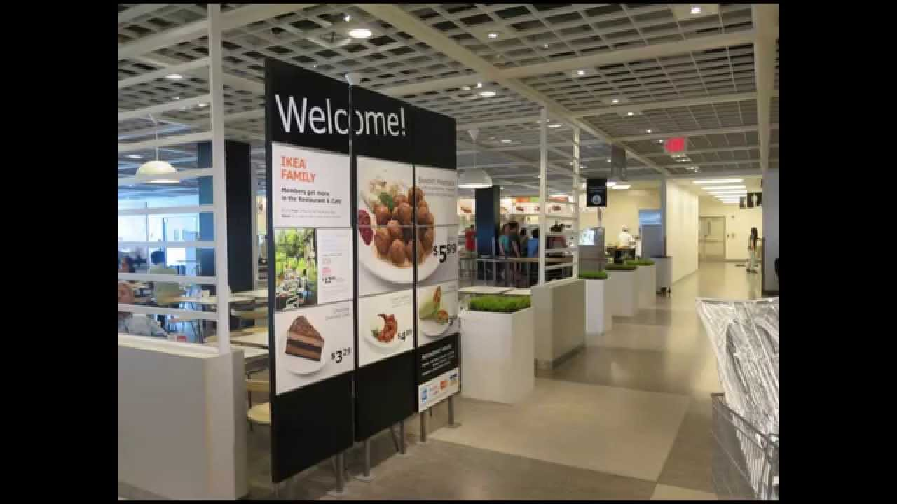 visiting ikea in conshohocken in usa 2015 youtube
