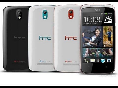 HTC Desire 500 İncelemesi