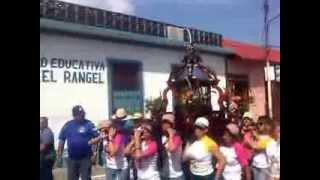 Romería de San Benito 26/12/2013 en Betijoque