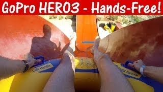 Best of Water City - Anopolis/Crete - Onrides - Hands-free! (GoPro HERO 3 - Black Edition)