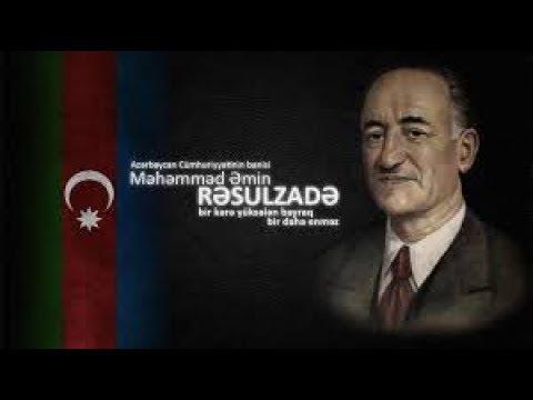 Mehmet Emin Resulzade -  TRT Avaz