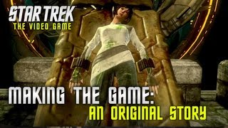STAR TREK the Video Game - PS3 / X360 / PC - Making the game: An Original Story
