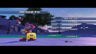[Sonic Unleashed PS3] Amy TH Preview