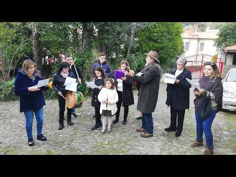 Cantar dos Reis em Ruivães