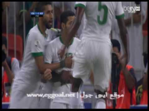 فيديو هدف تيسير الجاسم ضد المنتخب الاسترالى   اهداف مباراة السعودية و استراليا 2-2   تصفيات كأس العالم