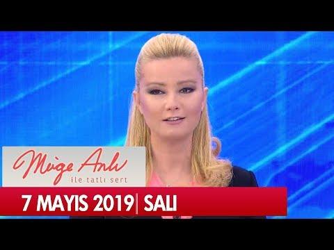 Müge Anlı ile Tatlı Sert 7 Mayıs 2019 - Tek Parça