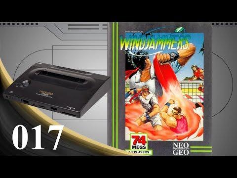 WindJammers [017] Neo Geo Longplay/Walkthrough/Playthrough (FULL GAME)
