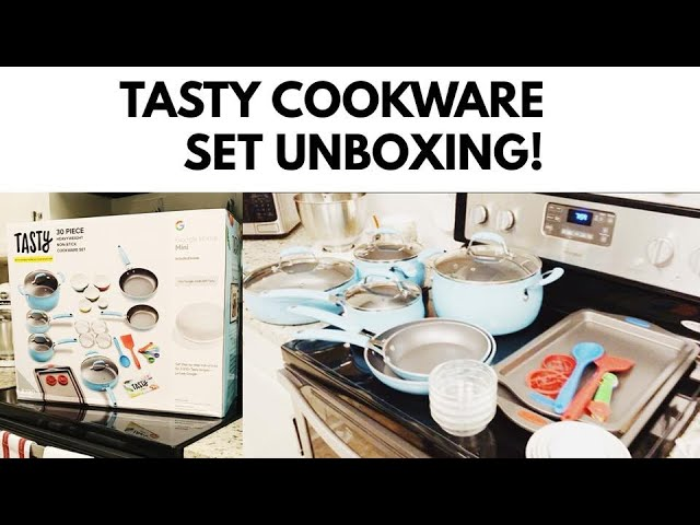 Tasty Cookware Set Unboxing Google Home Mini Youtube