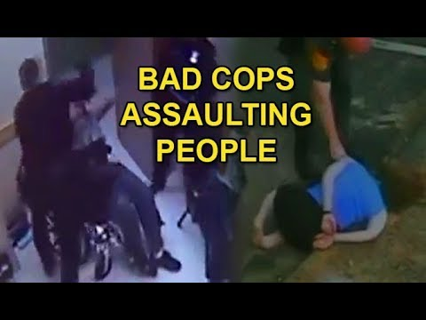 Bad Cops Beating On People