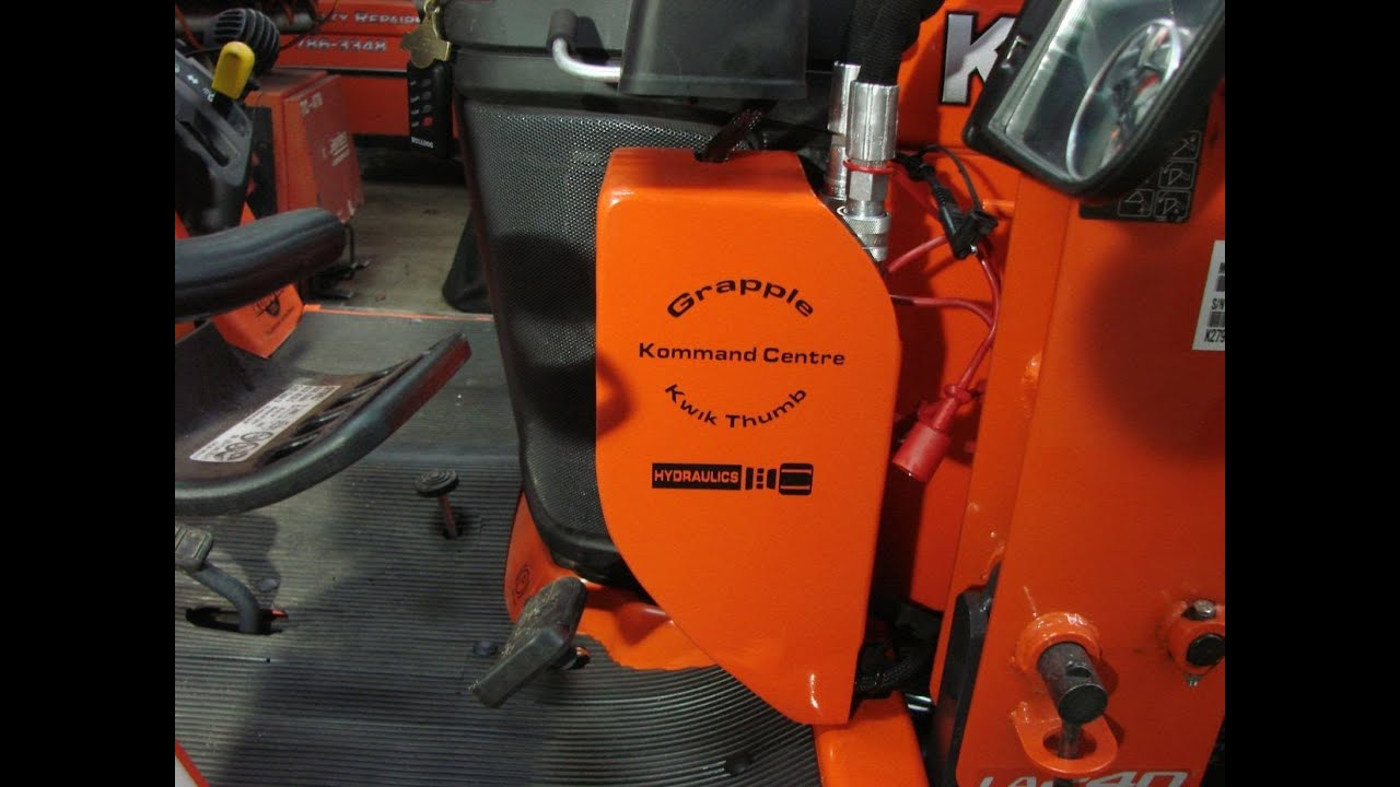 kubota hydraulic hook up A little explanation of hydraulics and how they're set up on kubota tractors.