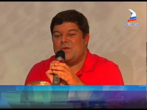 Встреча с телеведущим 1 канала Сергеем Бабаевым.