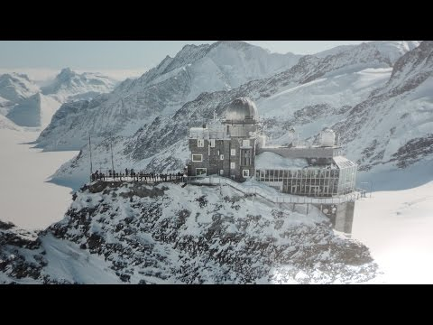 Switzerland in Winter - Skiing & Sightseeing