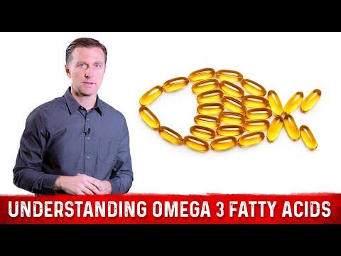 Basics of Omega 3 Fatty Acids
