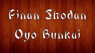 Waza Wednesday 2/4/15 - Pinan Shodan Oyo Bunkai