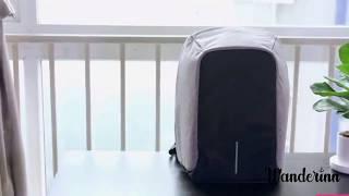 Travel Gear - Anti-Theft Waterproof Travel Backpack
