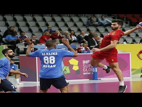 Best Of Oussama Jaziri ( Super Globe : Association Sportive du Hammamet vs Nejma Bahrain )