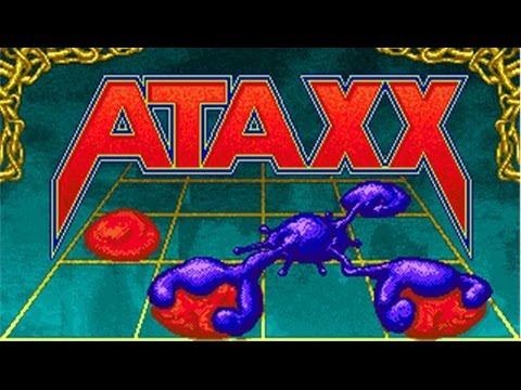 Ataxx Arcade gameplay (highest level)