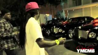 Birdman Buys 2 2012 Bentley Coupes For Lil Wayne And A Rolls Royce Ghost For Mack Maine