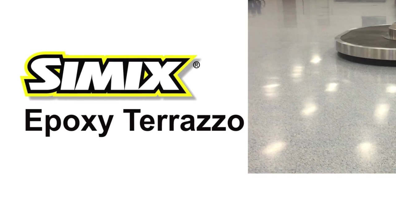 Simix Customer Talks About Epoxy Terrazzo At Airport Simix Reviews