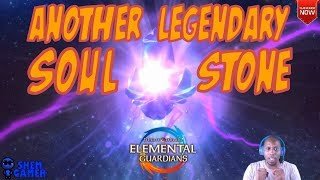 Trying another Legendary Soulstone - Might and Magic Elemental Guardians
