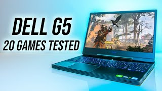Dell G5 5590 (RTX 2060) Gaming Benchmarks - 20 Games Tested!