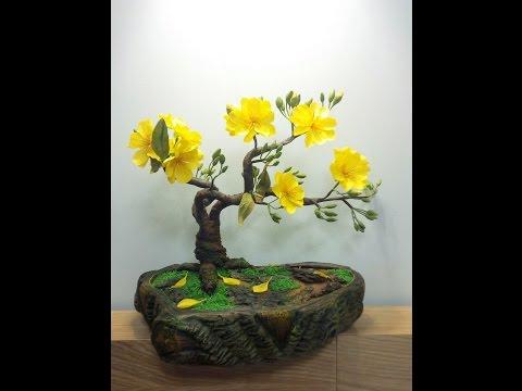 ABC TV | How To Make Artificial Bonsai Tree  - Craft Tutorial