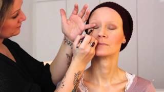 Schminken während der Chemotherapie