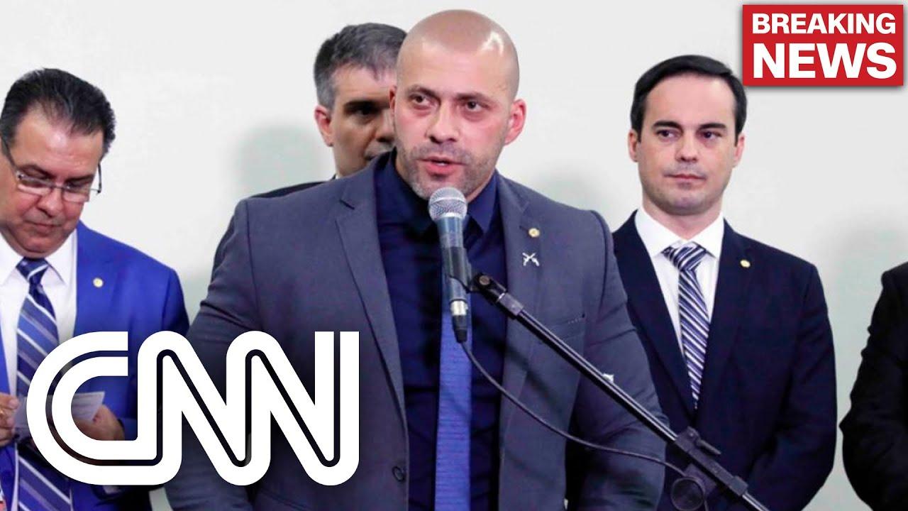 Resultado de imagem para STF determina prisão do deputado Daniel Silveira após ataque a ministros