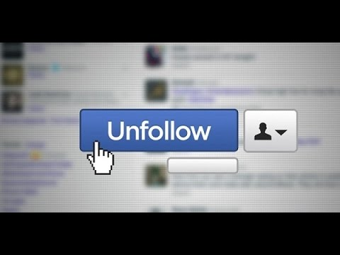 What if i unfollow a friend on facebook