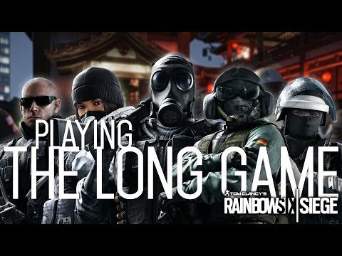 Playing The Long Game - Rainbow Six Siege (FULL GAME ON Skyscraper)